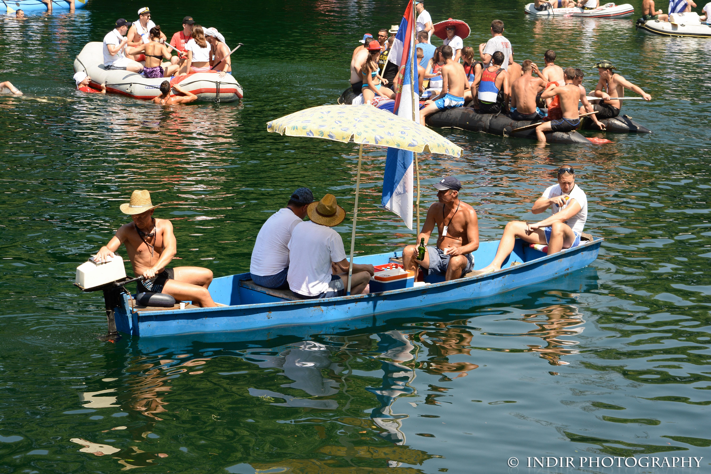 Rijeka Una, Turistička organizacija Novi Grad